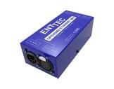 ENTTEC • Boitier OPEN DMX ETHERNET (ODE MK2) avec alim-controle