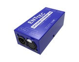 ENTTEC • Boitier OPEN DMX ETHERNET (ODE MK2) avec alim-ethernet--art-net--dmx