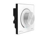 ESL • Controleur mural potentiomètre rotatif- DMX/HF Monochrome-eclairage-archi--museo-