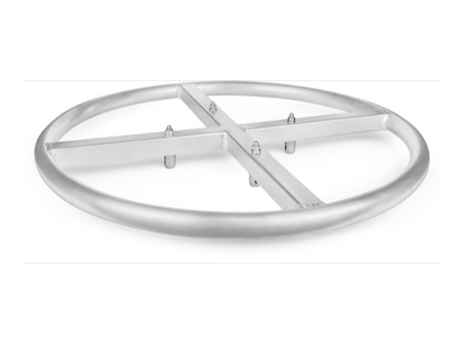 QUICKTRUSS • Adaptateur Top Ring ø1.00m pour série M290 Quatro