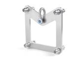 QUICKTRUSS • Adaptateur Hanging Plate pour structure série M290 Quatro CMU 1 T-structure-machinerie