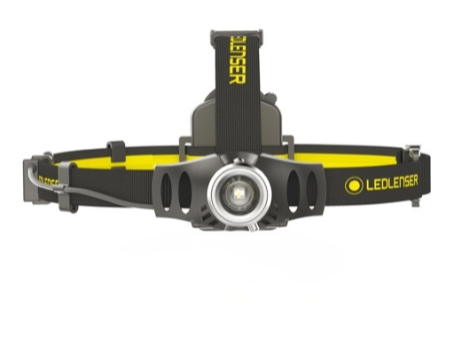 LED LENSER • Lampe frontale rechargeable iH6R