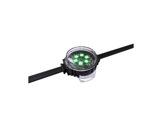 ENTTEC • Pixel Dots plat clair rond 35mm 50 LEDs RGB pitch 125mm 24V IP67 noir-eclairage-archi--museo-