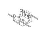 ENTTEC • Clips de montage x 10 pour Pixel Dots 9PDOT8-eclairage-archi--museo-