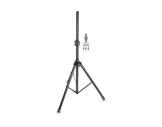 GRAVITY • Pied d'enceinte pneumatique 50 kg, ø 35 mm, hauteur de 1060 à 1920 mm-audio