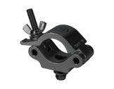 PROTRUSS • Collier alu noir M10 x 40mm Ø 48-51 mm CMU 500 kg-structure--machinerie
