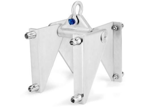 QUICKTRUSS • Adaptateur structure flexible pour séries M290 Quatro