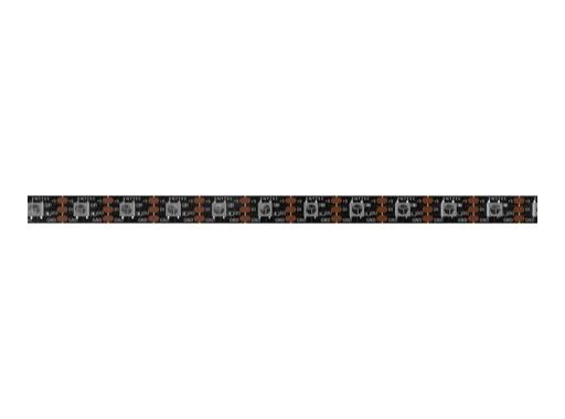 ENTTEC • PIXEL TAPE RGB matricé fond noir 5 V 60 LEDs/m longueur 5 m