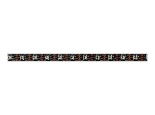 ENTTEC • PIXEL TAPE RGBW matricé fond noir 5 V 60 LEDs/m longueur 4 m