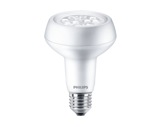 Lampe LED R80 7W 230V E27 2700K 40° 665lm 15000H • PHILIPS-lampes-led