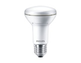 PHILIPS • LED R63 5,7W 230V E27 2700K 36° 345lm 15000H gradable-lampes