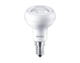 Lampe LED R50 5W 230V E14 2700K 36° 320lm 15000H gradable • PHILIPS-lampes-led