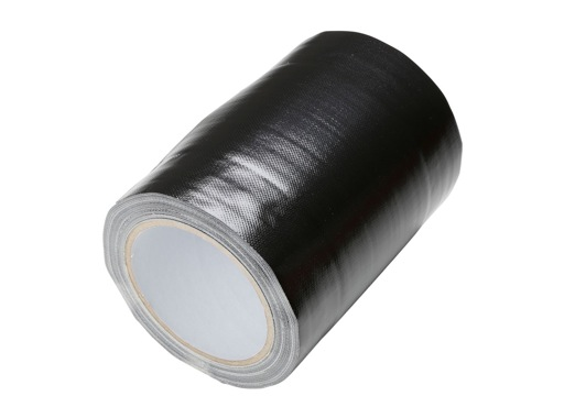 ADHESIF • Band Tunnel Tape noir 100mm x 28 m
