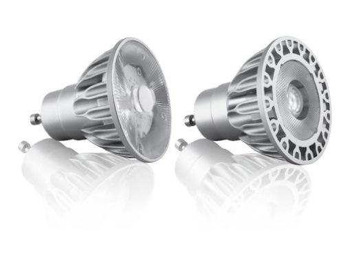 SORAA • LED MR16 Brilliant 7,5W 230V GU10 2700K 25° 500lm 25000H IRC85