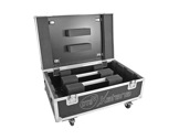 DTS • Flight case pour 3 barres asservies KATANA