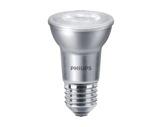 PHILIPS • LED PAR20 6W 230V E27 3000K 40° 515lm 25000H gradable-lampes-led