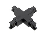 Global Trac Pro coupleur en X noir-eclairage-archi--museo-
