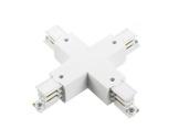 Global Trac Pro coupleur en X blanc-eclairage-archi--museo-