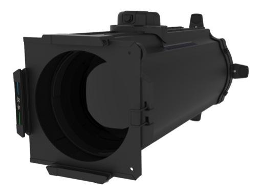 PROLIGHTS • Optique zoom 15-30° pour découpes ECLIPSEFC & ECLIPSEHD
