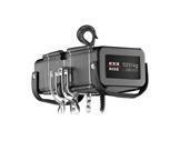 Palan électrique 1000 kg D8+ 400V DC DB 4m/mn à un brin de chaîne • EXE-palans