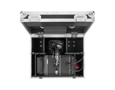 EXE • Flight case pour 1 palan EXE 600 D8+, 800 D8+, 1000 D8 , 1200 D8+, 2000 D8-structure-machinerie