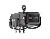 Palan électrique 500 kg D8 400V DC DB 4m/mn à un brin de chaîne • EXE-palans