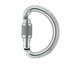 PETZL • Mousqueton OMNI Triact-lock, verrouillage automatique-structure-machinerie