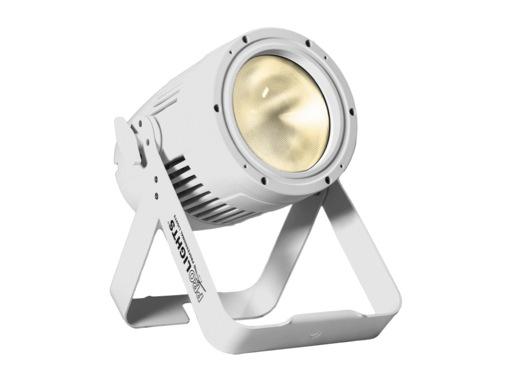 PROLIGHTS • PAR LED STUDIOCOBPLUSTW Full blanc variable 3000-6000 K IP65 blanc