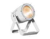 PROLIGHTS • PAR LED STUDIOCOBPLUSTU Blanc chaud 3000 K IP65 finition blanche-pars