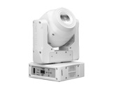 PROLIGHTS • Lyre Spot asservie JETSPOT1 LED blanche 7 000 K 18 W blanche-eclairage-spectacle