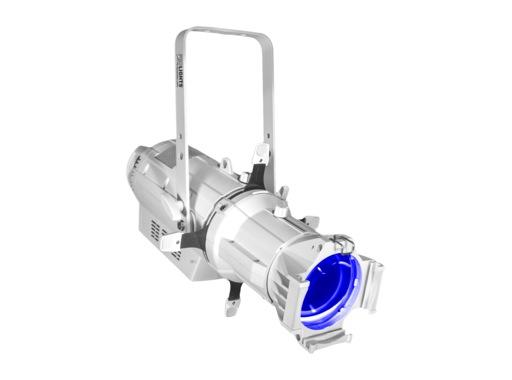 PROLIGHTS • Corps de découpe à LEDs blanc ECLIPSEFC 273W RGB+Lime, sans optique
