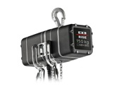 EXE • Palan 150 kg D8+ 400V DC DB 4m/mn à un brin de chaîne-structure--machinerie