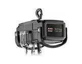 Palan électrique 300 kg D8+ 400V DC DB 4m/mn à un brin de chaîne • EXE-palans