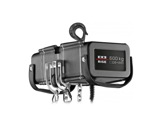 EXE • Palan 600 kg D8+ 400V DC DB 4m/mn à un brin de chaîne-structure--machinerie