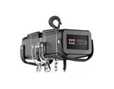 Palan électrique 600 kg D8+ 400V DC DB 4m/mn à un brin de chaîne • EXE-palans