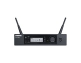 SHURE • Récepteur numérique Diversity rackable avec antennes 1/2 onde détachable-micros-hf