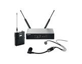 SHURE • Système HF complet, micro serre-tête statique cardioïde SM35, série QLXD-audio