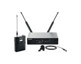 SHURE • Système HF complet, micro cravate statique cardioïde WL185, série QLXD-audio