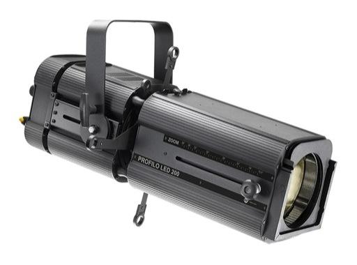 DTS • Découpe PROFILO LED 200 3 200 K 200 W zoom 15,5 / 38 °