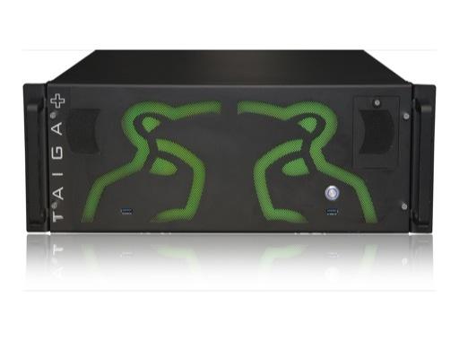 GREEN HIPPO • Server TAIGA+ 6 sorties DVI DualLink