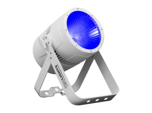 Projecteur PAR LED STUDIOCOB PROLIGHTS 150 W Full RGB finition blanche