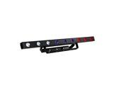 Barre LED LUMIPIX9UHEPRO 9 x 12W Full RGBWAUV 15° • PROLIGHTS TRIBE-barres-led