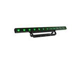 Barre LED LUMIPIX12UQPRO 12 x 8W Full RGBW IP20 • PROLIGHTS TRIBE-barres-led