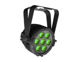 Projecteur à LEDs LUMIPAR7IP 7 x 9 W Full RGBW 45° IP65 • PROLIGHTS TRIBE-pars