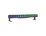 Barre LED LUMIPIX15IP 15 x 10W Full RGBW 16° IP65 • PROLIGHTS TRIBE-barres