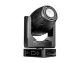 PROLIGHTS • Lyre Spot asservie JETSPOT4Z LED blanche 180 W CMY Zoom 8-40° noire-eclairage-spectacle