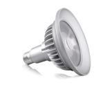 Lampe LED PAR38 Vivid 18,5W 230V E27 2700K 9° 930lm IRC95 • SORAA-lampes-led