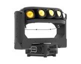 Lyre asservie à effets AIR5FAN 5 LEDs RGBW 40 W matricées 2° • PROLIGHTS-lyres-automatiques