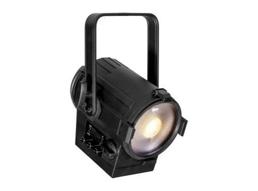 PROLIGHTS • Projecteur Fresnel LED ECLIPSEFRESNELJTW blancs 2800 à 10000 K 130W