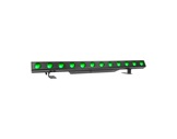 PROLIGHTS TRIBE • Barre LED LUMIPIX12QTOUR Full RGBW 12 x 10 W matricée 25°-eclairage-spectacle